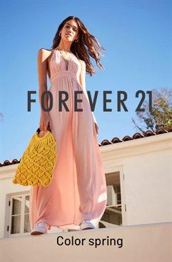 91c55b12d Ofertas de Forever 21 en el folleto de Madrid