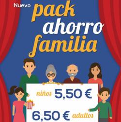 Ofertas de Ocio  en el folleto de Neocine en Cartagena