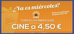Ofertas de Ocio  en el folleto de Neocine en Murcia