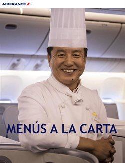 Ofertas de Air France  en el folleto de Palma de Mallorca