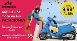 Ofertas de El Motorista  en el folleto de Málaga