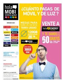 Ofertas de HolaMOBI en el catálogo de holaMOBI ( Más de un mes)