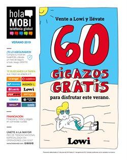 Ofertas de holaMOBI  en el folleto de Leganés