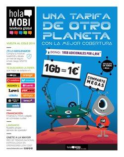 Ofertas de holaMOBI  en el folleto de Sabadell