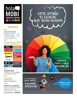 Ofertas de holaMOBI  en el folleto de Pozuelo de Alarcón