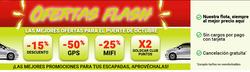 Ofertas de GoldCar  en el folleto de Madrid