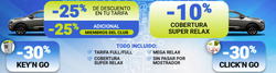 Ofertas de GoldCar  en el folleto de Sevilla