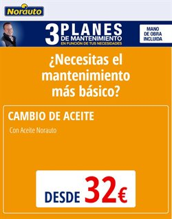 Ofertas de Norauto  en el folleto de Las Palmas de Gran Canaria