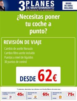 Ofertas de Coche, moto y recambios  en el folleto de Norauto en León