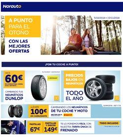 Ofertas de Norauto  en el folleto de Cabezo de Torres