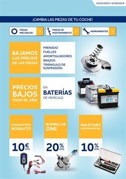 Ofertas de Batería de coche  en el folleto de Norauto en Algeciras