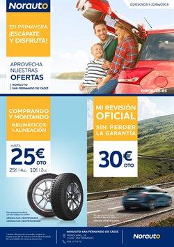 Ofertas de Coche, moto y recambios  en el folleto de Norauto en Jerez de la Frontera