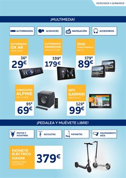 Ofertas de Sistema de sonido  en el folleto de Norauto en Jerez de la Frontera