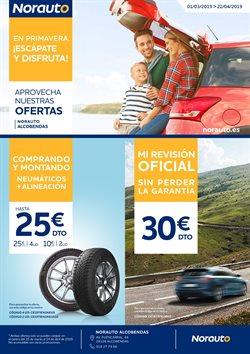 Ofertas de Norauto  en el folleto de Alcobendas