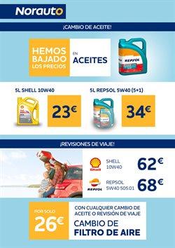 Ofertas de Aceites y líquidos  en el folleto de Norauto en Madrid