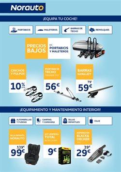 Ofertas de Silla de coche  en el folleto de Norauto en Madrid