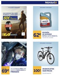 Ofertas de Coches, Motos y Recambios  en el folleto de Norauto en Salt