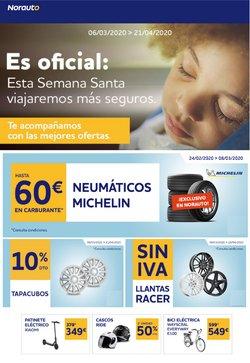 Ofertas de Coches, Motos y Recambios en el catálogo de Norauto en Vila Joiosa ( 22 días más )