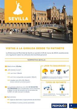Ofertas de Sevilla en Norauto