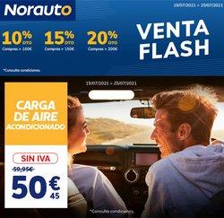 Catálogo Norauto ( Caduca hoy)