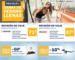 Catálogo Norauto ( 14 días más)