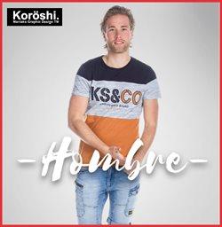 Ofertas de Koröshi  en el folleto de Cala Millor
