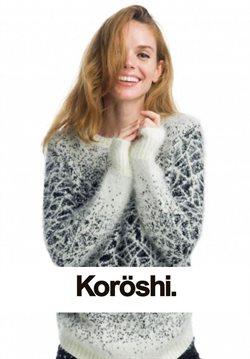 Ofertas de Koröshi  en el folleto de Girona
