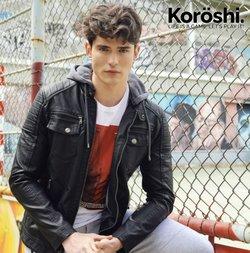 Catálogo Koröshi ( Más de un mes)