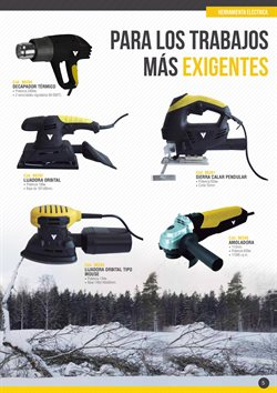 Ofertas de Lijadora  en el folleto de Ferrokey en Madrid