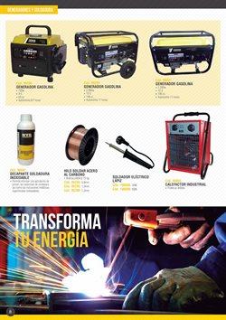 Ofertas de Estufa simulación llama  en el folleto de Ferrokey en Madrid