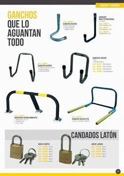 Ofertas de Cesta de bicicleta  en el folleto de Ferrokey en Madrid