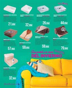 Ofertas de Camas  en el folleto de Ferrokey en Ávila