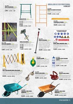Ofertas de Materiales de construcción  en el folleto de Ferrokey en Madrid