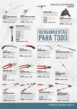 Ofertas de Tijeras de poda  en el folleto de Ferrokey en Madrid