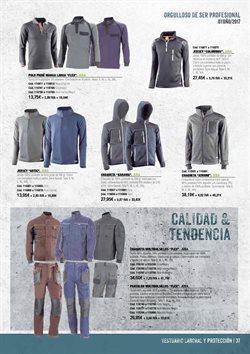 Ofertas de Chaqueta hombre  en el folleto de Ferrokey en Valladolid