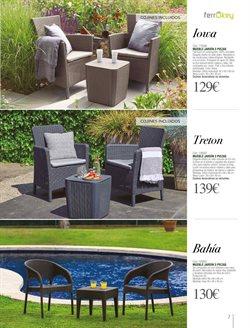 Comprar Muebles de jardín en Calahorra   Ofertas y descuentos