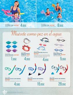 Ofertas de Buceo  en el folleto de ferrOkey en Madrid
