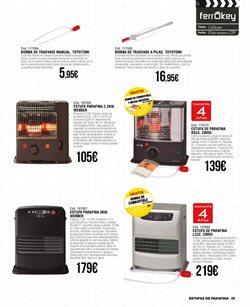 Ofertas de Calefacción  en el folleto de ferrOkey en Madrid