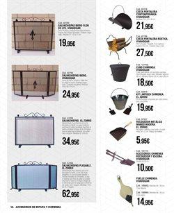 Ofertas de Accesorios para chimenea  en el folleto de ferrOkey en Barcelona