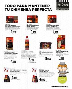 Ofertas de Barbacoas  en el folleto de ferrOkey en Madrid