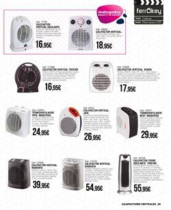 Ofertas de Magefesa  en el folleto de ferrOkey en Barcelona
