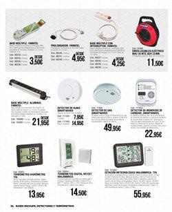 Ofertas de Base múltiple con interruptor  en el folleto de ferrOkey en Alcalá de Henares