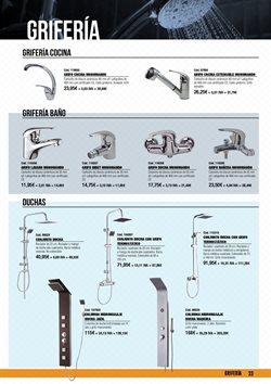 Ofertas de Conjunto de ducha  en el folleto de ferrOkey en Madrid