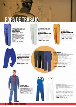 Ofertas de Pantalones hombre  en el folleto de ferrOkey en Valladolid