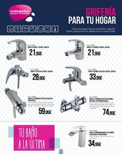 Ofertas de Fontanería  en el folleto de ferrOkey en Barcelona