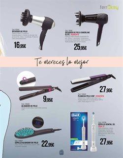 Ofertas de Secador  en el folleto de ferrOkey en Madrid