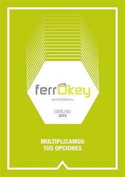 Ofertas de ferrOkey  en el folleto de Alcoi