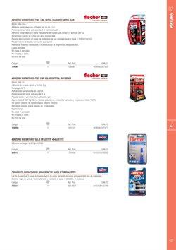 Ofertas de Pegamento  en el folleto de ferrOkey en Terrassa