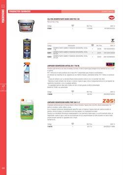 Ofertas de Desinfectante  en el folleto de ferrOkey en Castelldefels