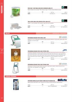 Ofertas de Gillette  en el folleto de ferrOkey en Murcia